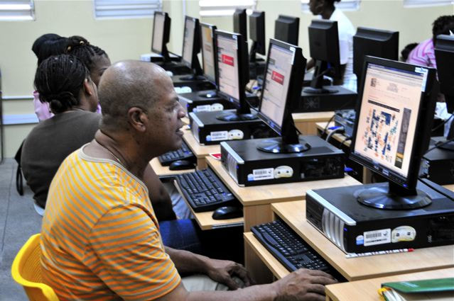 Information Technology  for Dominica Foundation; Computers in the Classroom, Professional Development